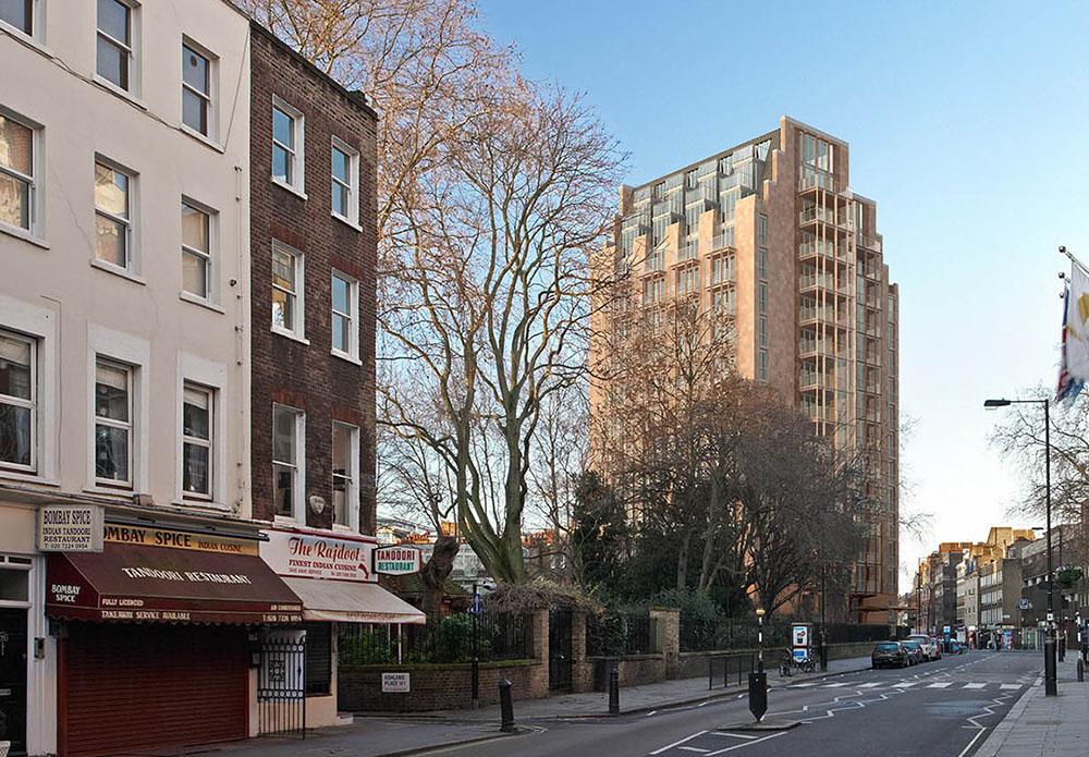 66 Chiltern Street, London