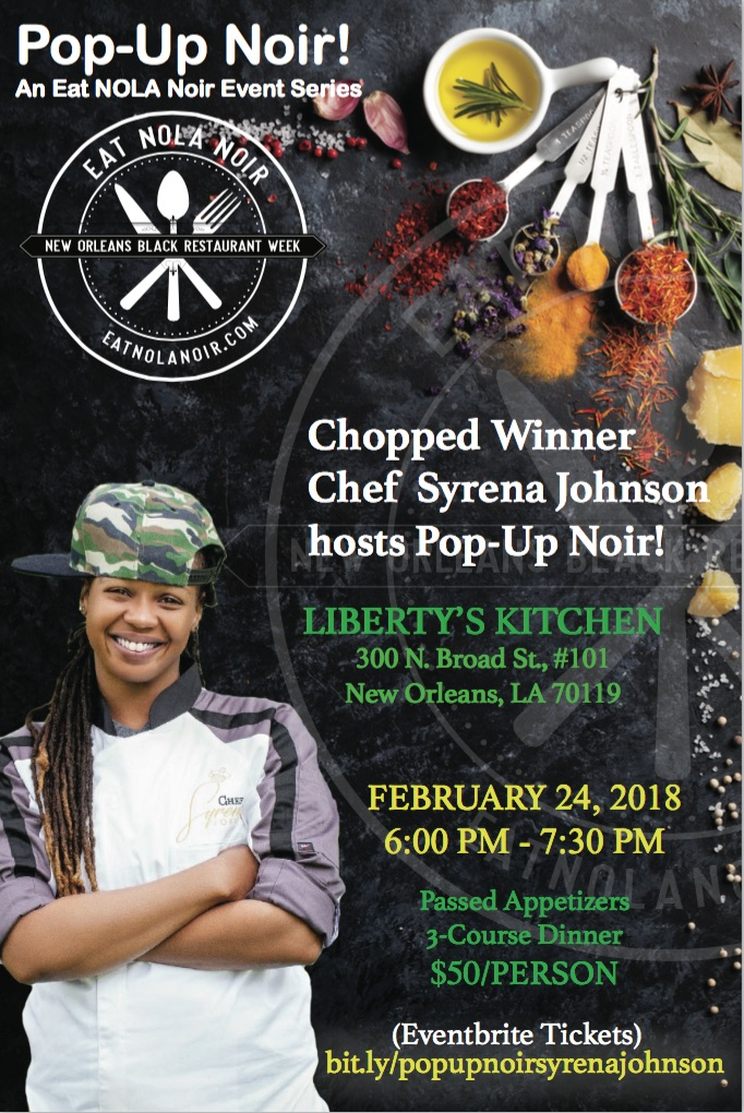 Chopped Pop-Up