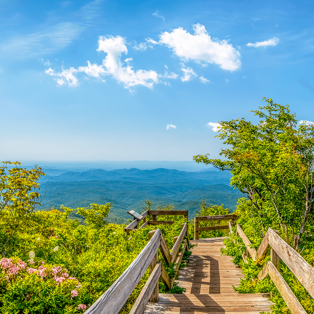 Blue Ridge Mountains - Stunning Views, Trails and Overlooks