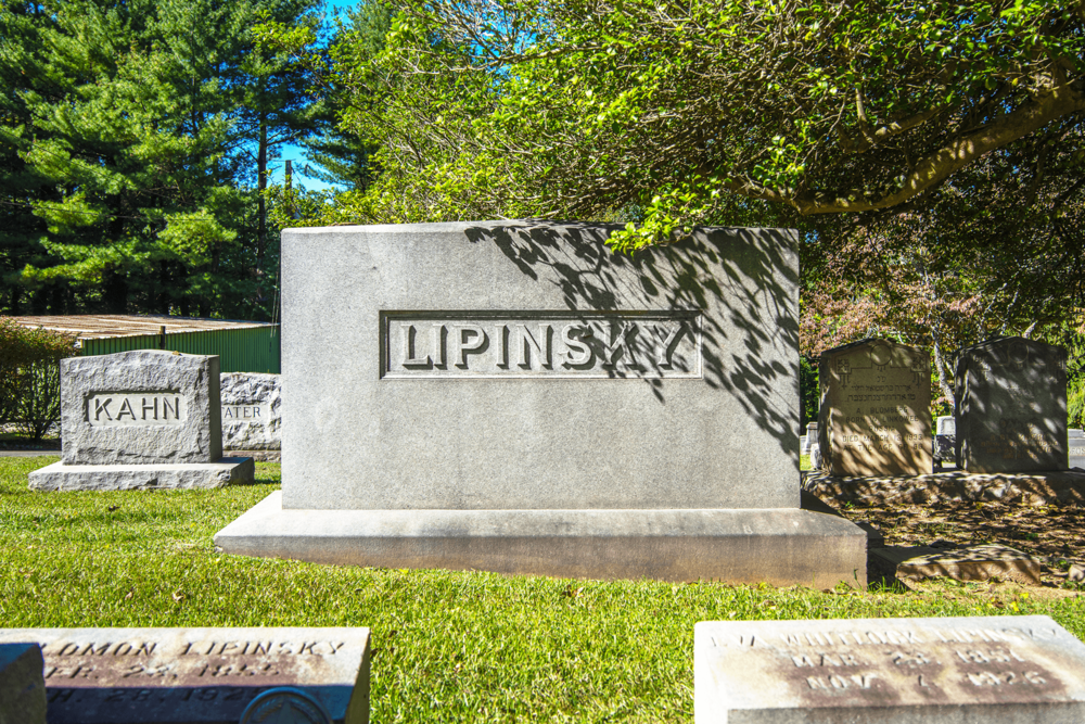 Solomon Lipinsky was known for his immense dedication and contribution to the community. He believed in giving back and leaving a positive impact on the city and its citizens. He also owned one of the largest department stores in all of North Carolina.