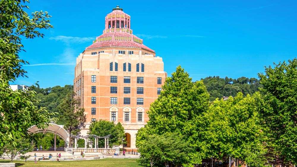 Asheville -