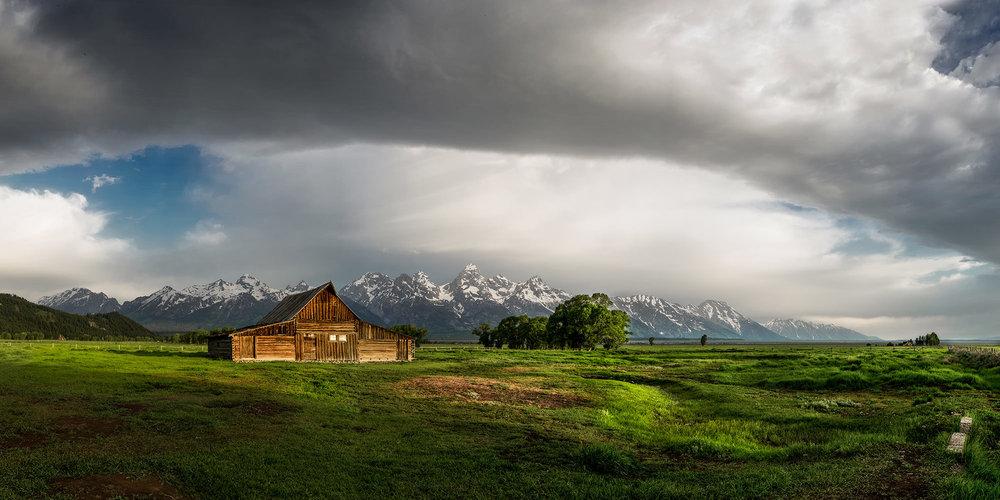 T.A. Moulton Barn - Jackson Hole, WY