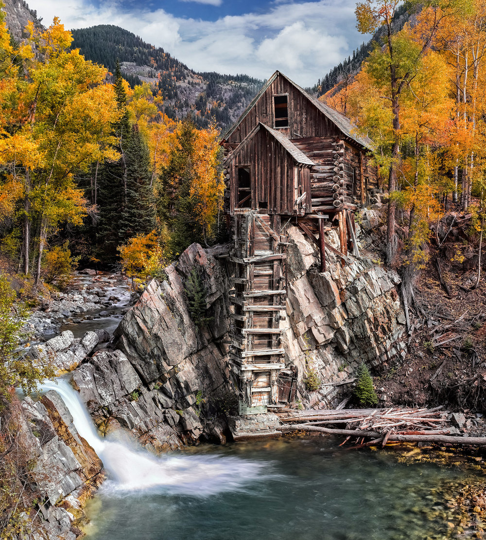 CRYSTAL MILL - Near Marble, CO