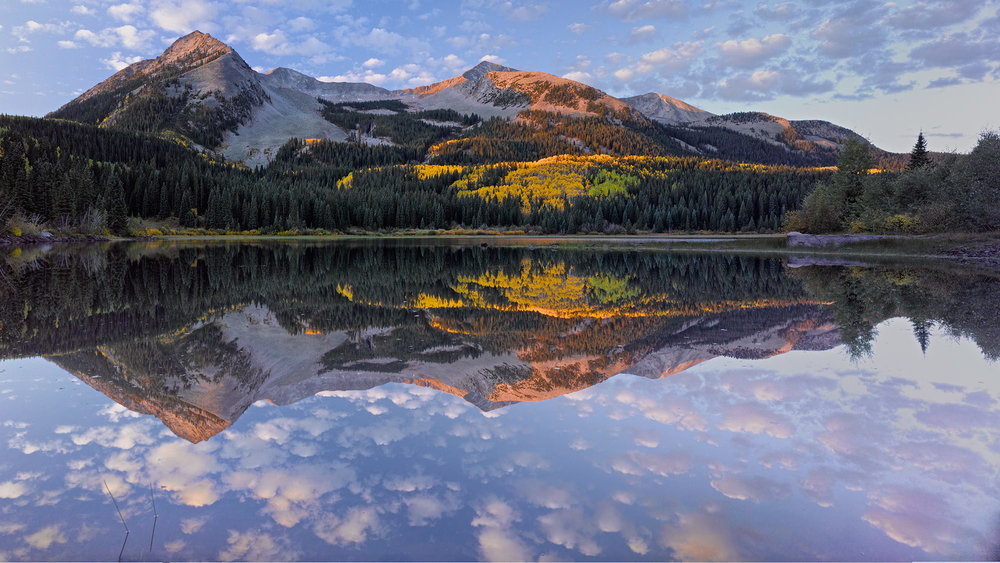 Lost Lakes - Near Crested Butte, CO