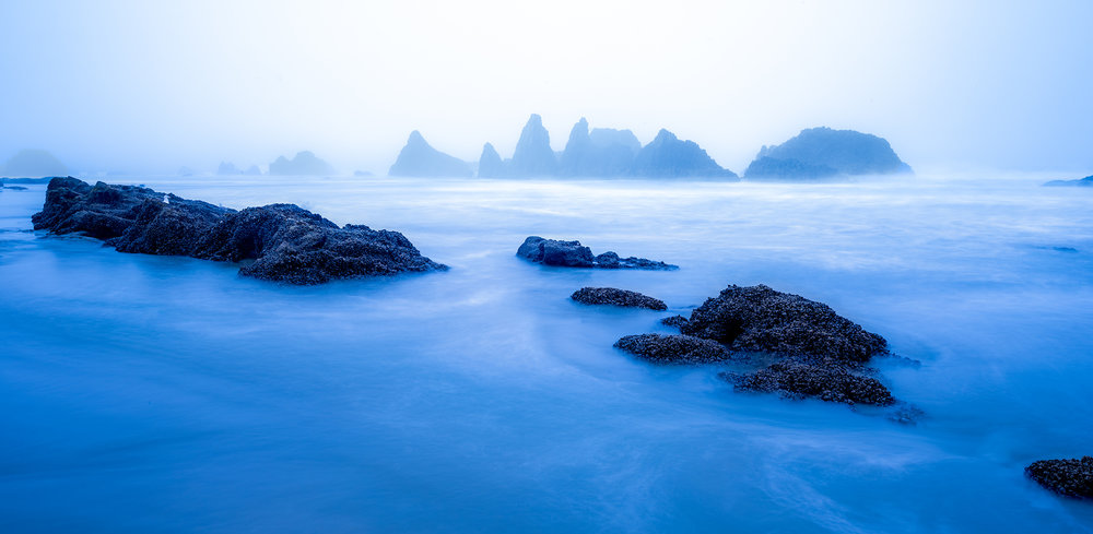 Seal Rock - Central Oregon Coast