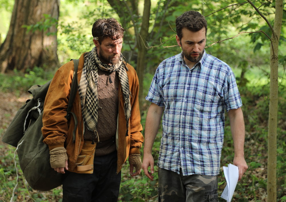 Marc Baylis and director Carl Timms