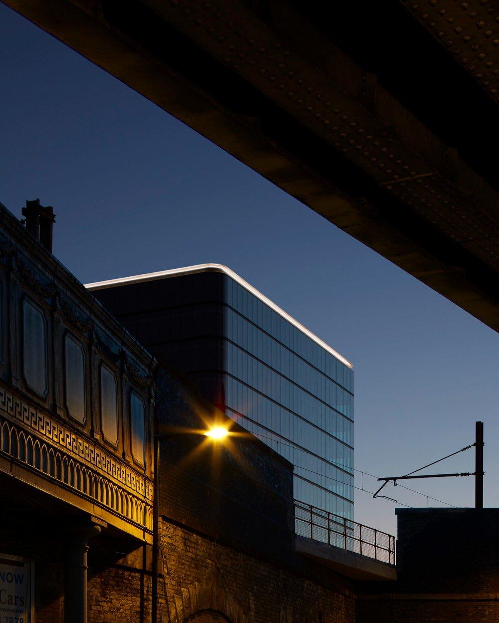 101 The Embankment, Greengate