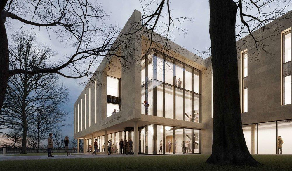 University of St Andrews Music Centre
