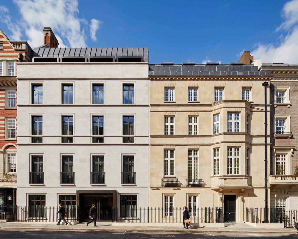 20 Grosvenor Street, London
