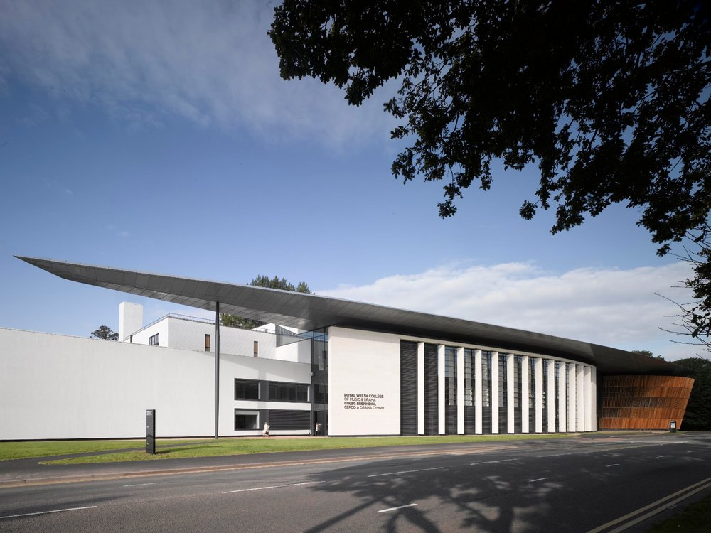 The Royal Welsh College of Music and Drama