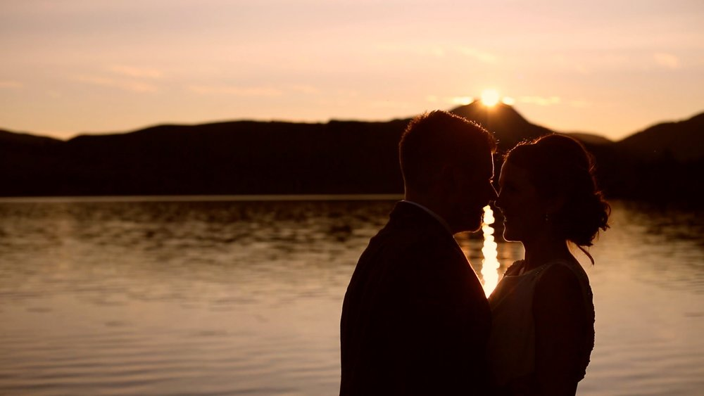 altskeith house wedding film sunset.jpg