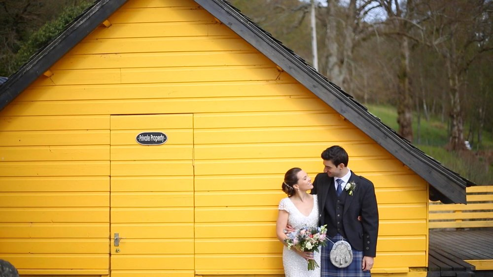 The Yellow Boathouse -