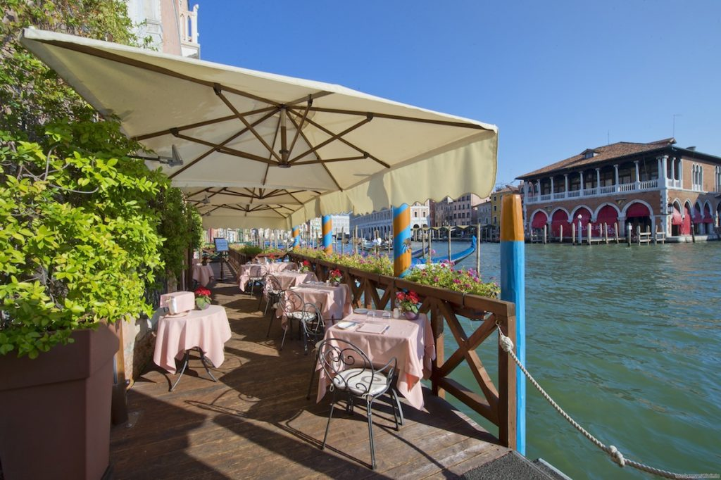 Ca Sagredo, Venice