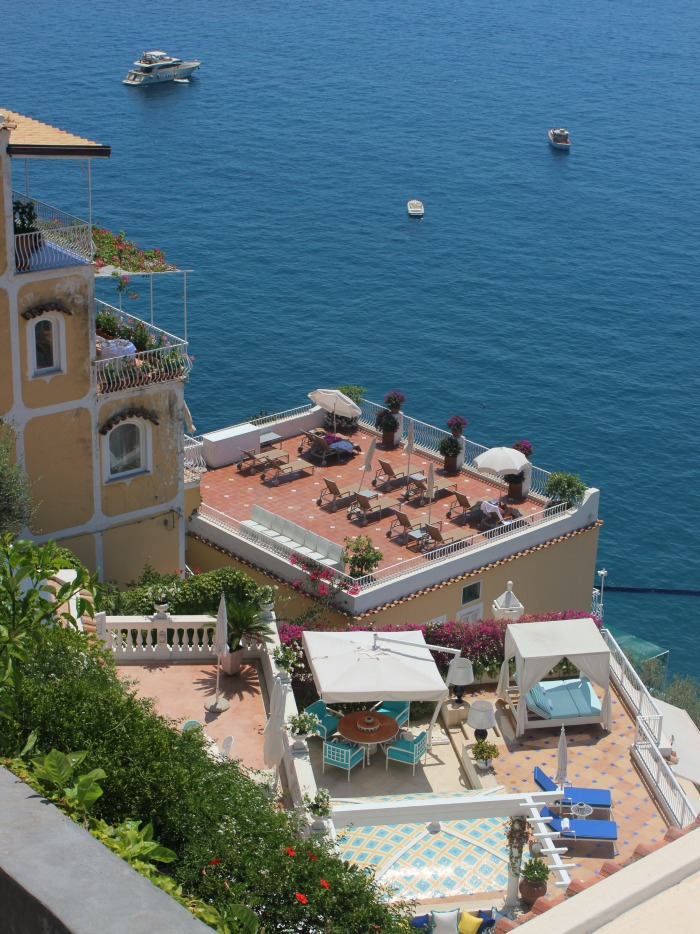 Positano Terraces by Heather of Style Mind Chic