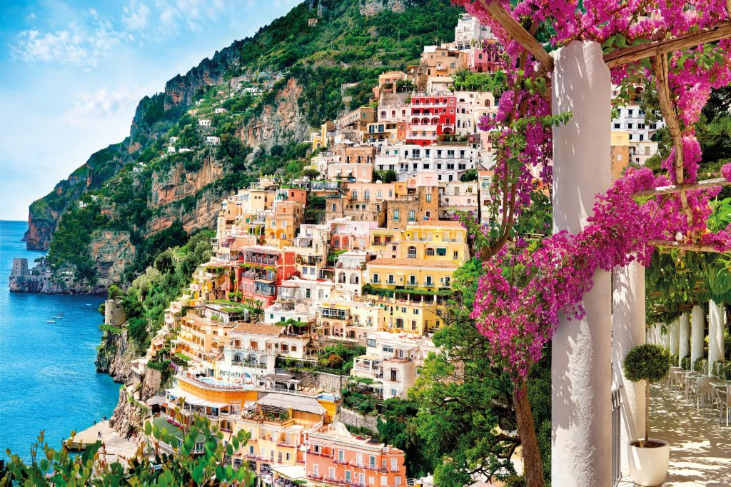 The Amalfi Coast topped the list of client favorites this summer...not surprising why! photo credit