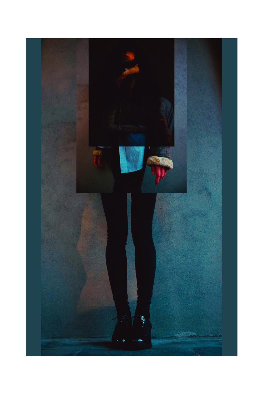 RE3000E - Fashion visual art
