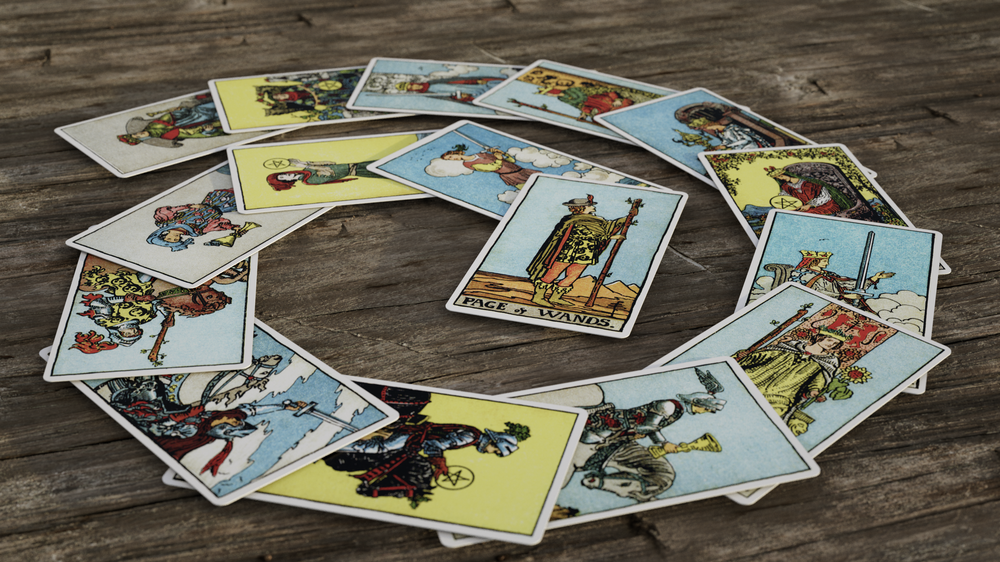 """The course material was generous, very accessible and interesting visually. It was incredibly rich and dynamic. Lindsay's interpretations of Tarot in a soul-centered way helped me remove the fear of 'bad cards' or doing something wrong or being told that I'm bad or that I need to change."" —  Ruby"