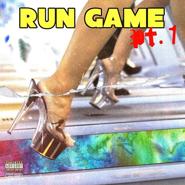 "HAPPY NEW YEAR EVERYONE!!! Starting off the year right with some brand new music for y'all! JUST FOUR DAYS until the first drop of many in 2019! Gonna be dropping new music all year long simultaneously, so I hope y'all are ready! Head to the link in my bio so presave ""Run Game PT 1"" on Spotify now!! 🏃🏻‍♂️🔥 @freshgoodsmusic @noahjvmes @samywats @romeramirez @_impissed_ @acelune @huskodonwall #newmusic #newyear"