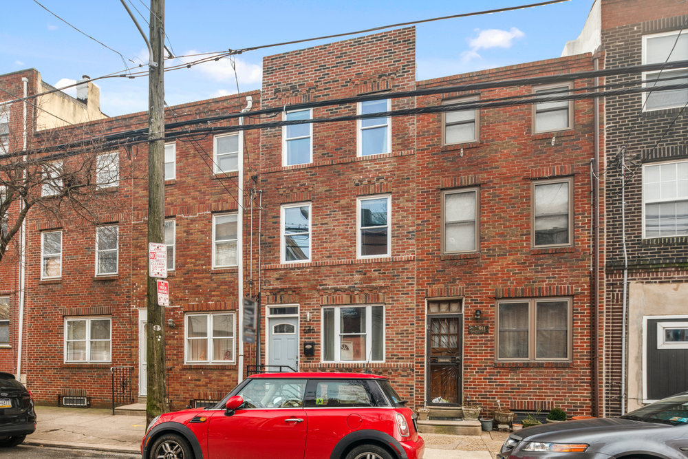 Rented   646 Wharton Street - Philadelphia, PA, 19147