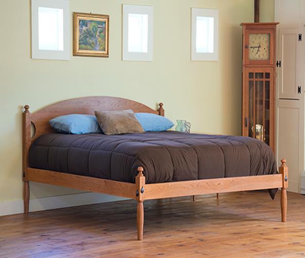 Low Post Platform Bed