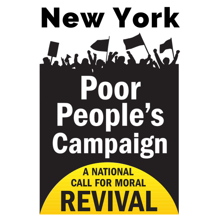 New York State Poor People's Campaign: A National Call for Moral Revival