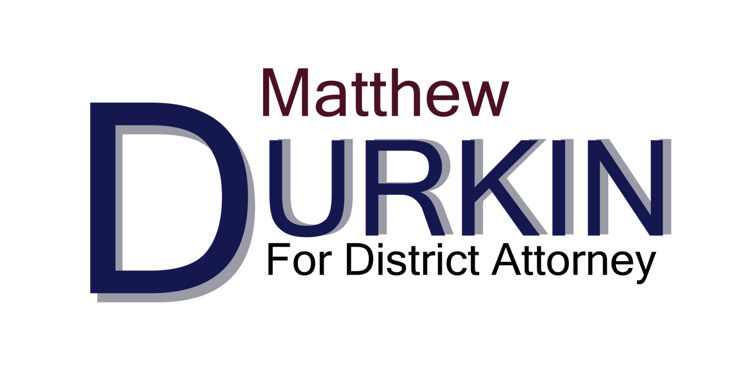 Durkin for District Attorney