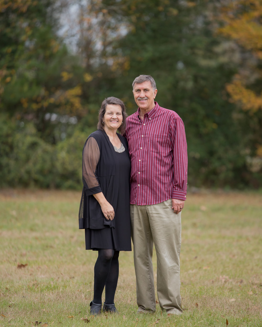Pastor Val and Becky Taylor -