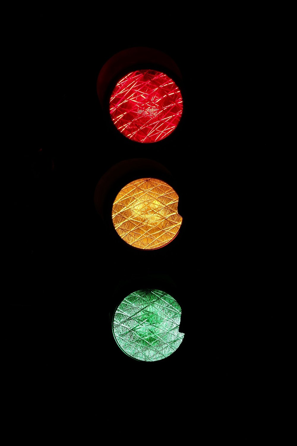 Traffic Light Eating and Portion Control