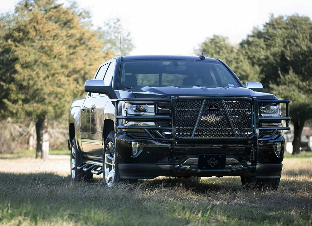 grill guards - A grill guard will aid in truck protection for the conqueror in all truck owners.