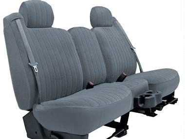 Seat covers - With a couple of manufacturers available, create your own custom look and feel while adding protection to your interior.