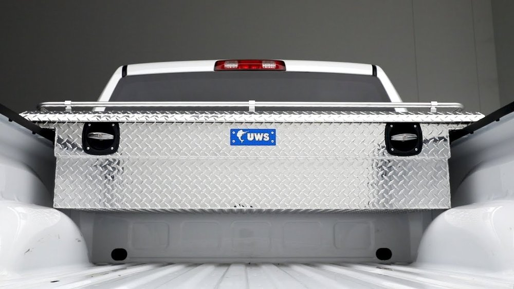 tool boxes - Securely organize and store tools and equipment in a tool box specifically made to fit your truck.