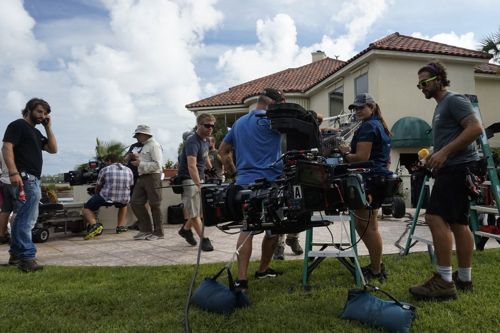 Meet Our Local Crew - The Savannah Regional Film Commission is proud to introduce you to our stellar local crew. Visit us biweekly to meet one of our crew members.If you have any questions about resources in our area please contact: bnelson@filmsavannah.org