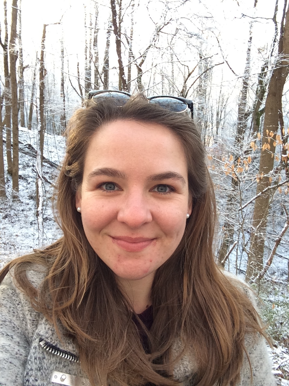 Elena Schuch - Member, Doctoral Student, Counseling Psychology