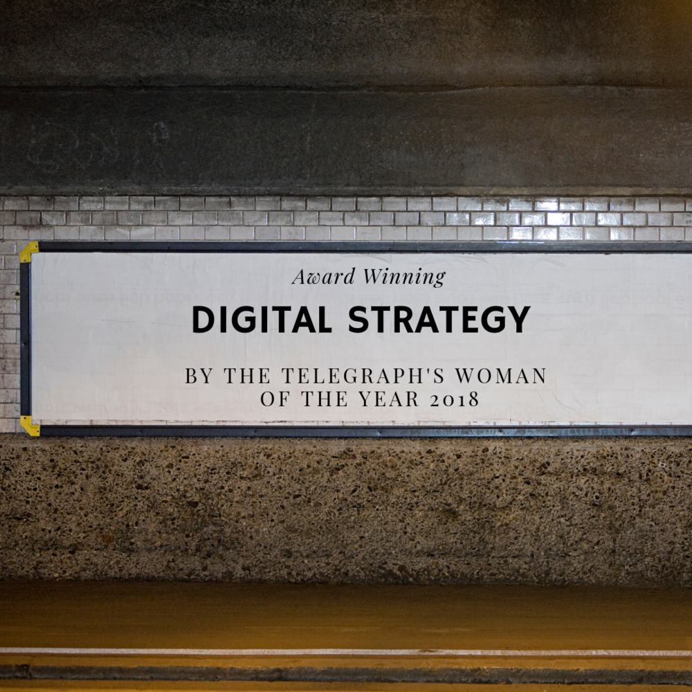 Digital strategy - Digital. Better than your competitors.