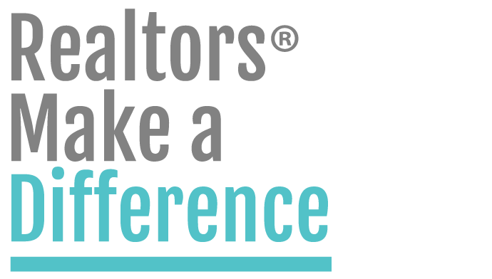 REALTORS® MAKE A DIFFERENCE