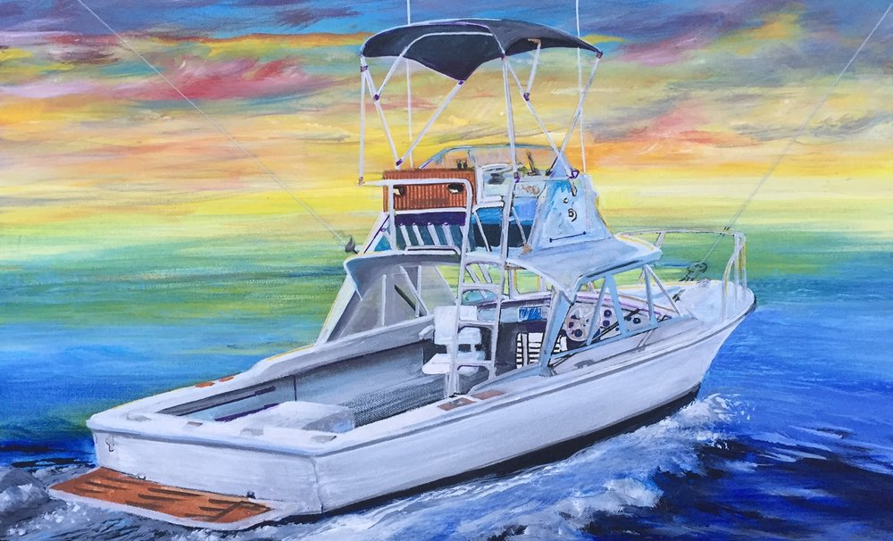 Custom Paintings -