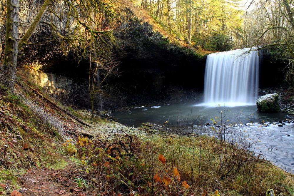 Hike 1: Gnat Creek and Beaver Falls
