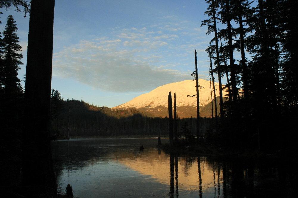 Hike 11: Kalama River Loop and Goat Marsh Lake