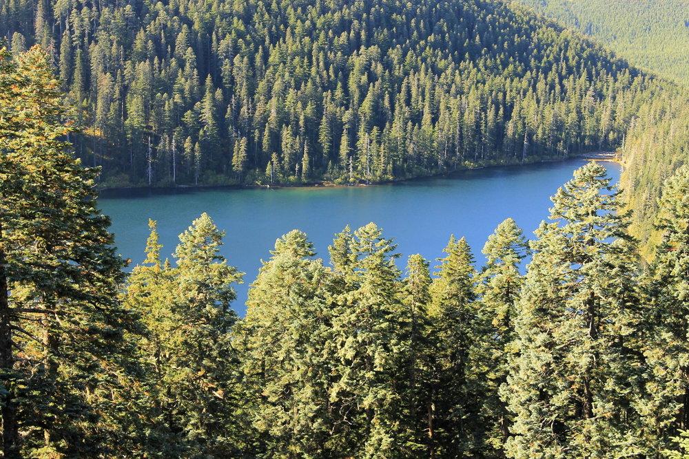 Hike 19: Green Point Mountain and Rainy Lake