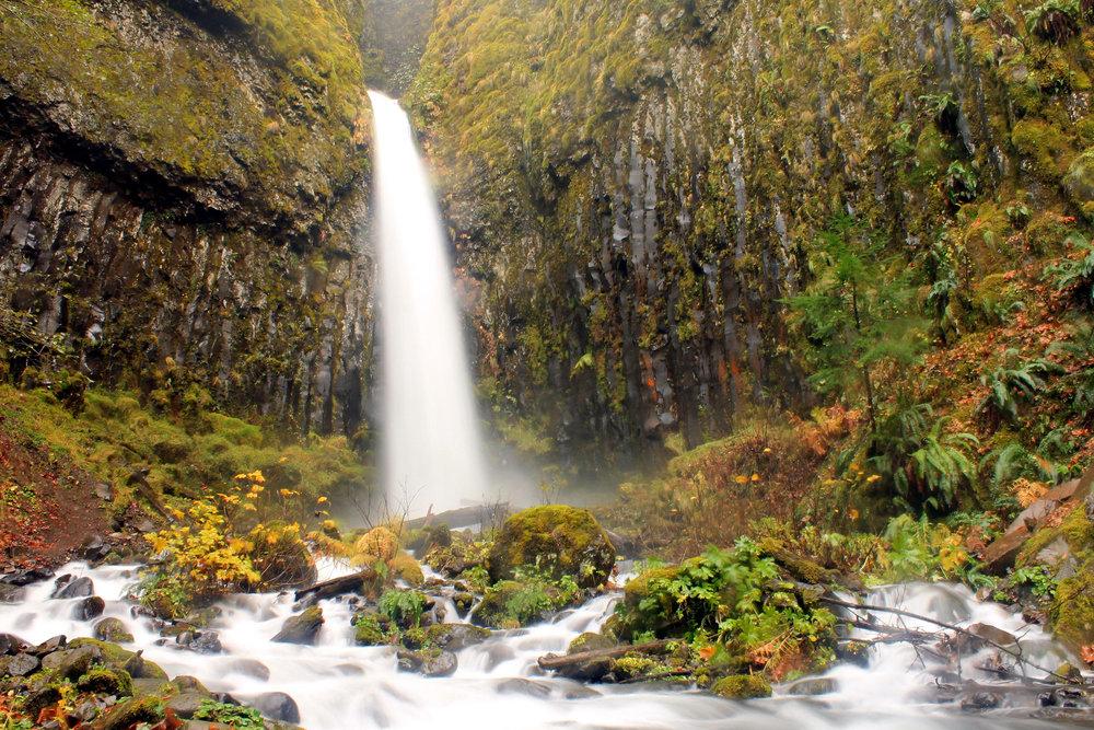 Hike 18: Dry Creek Falls via Herman Creek