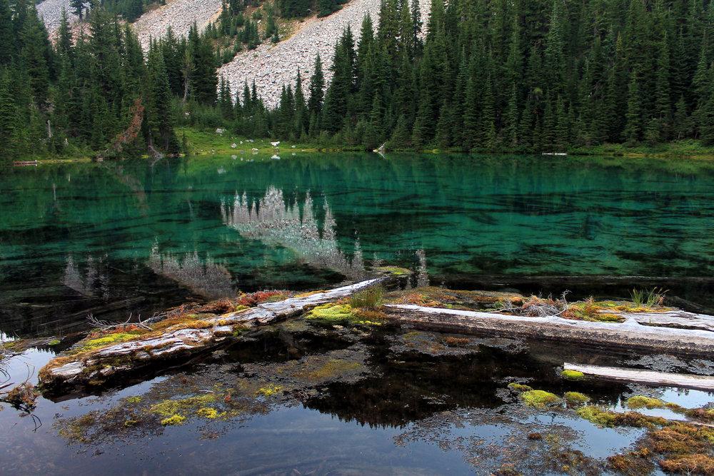 Hike 50 - Table Lake.JPG