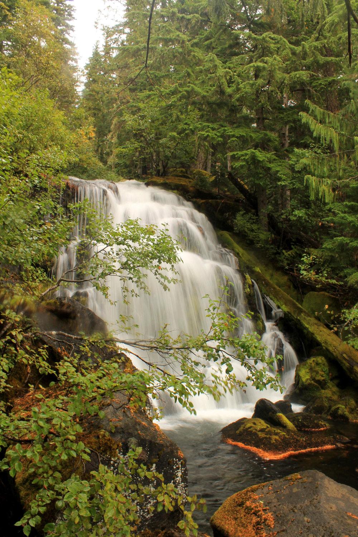 Breitenbush Cascades
