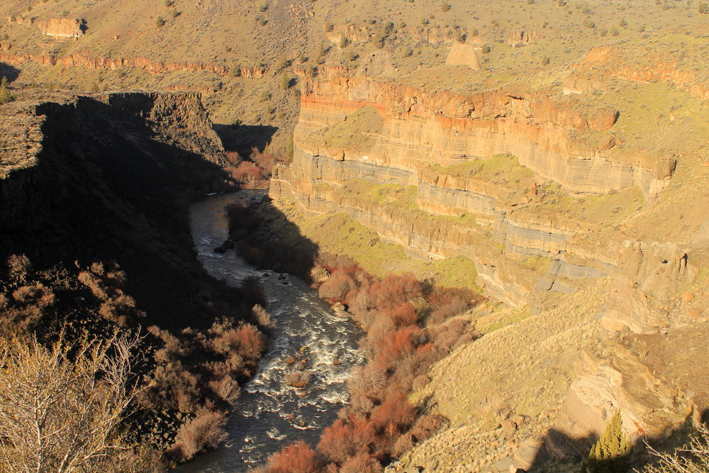 Scout Camp, Deschutes Canyon proposed wilderness