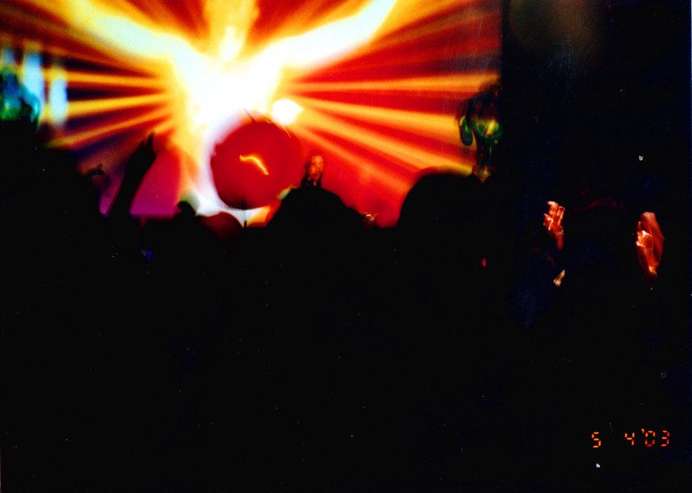 Flaming Lips - May 4, 2003 - Urbana, IL, USA