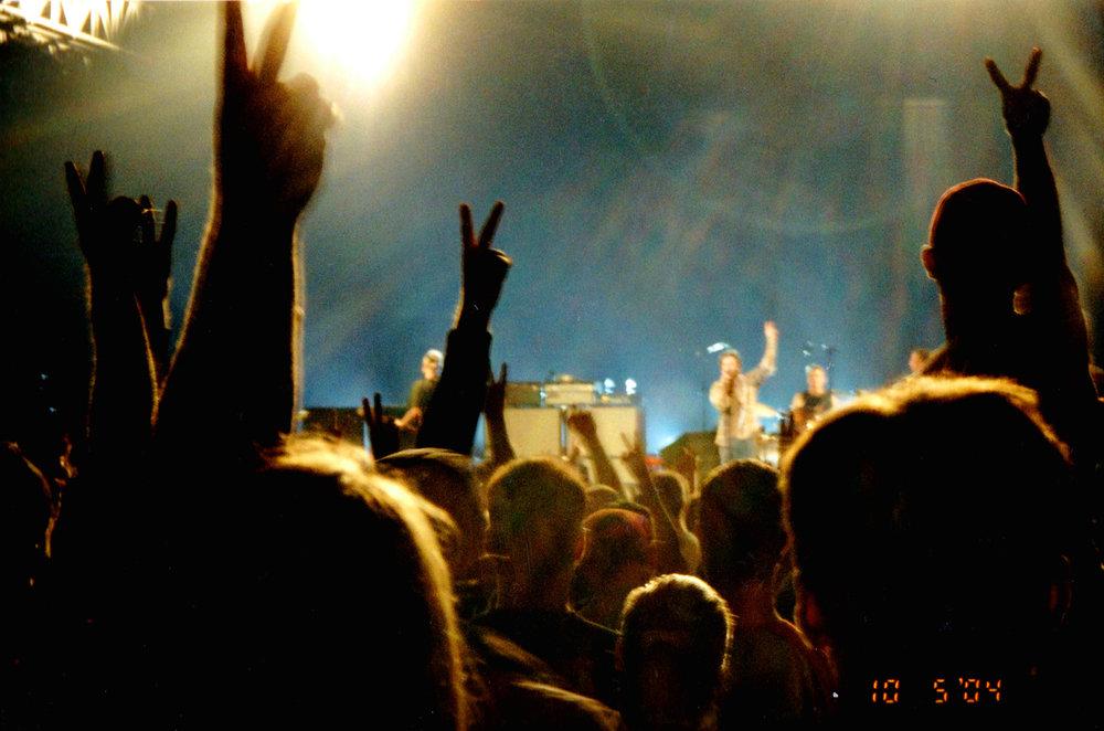 Pearl Jam - October 5, 2004 - St. Louis, MO, USA