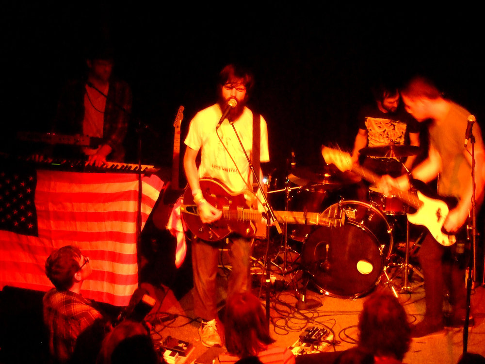 Titus Andronicus - March 31, 2010 - Portland, OR, USA