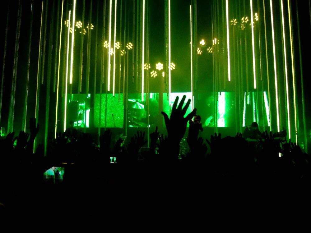 Radiohead - June 14, 2008 - Nîmes, France