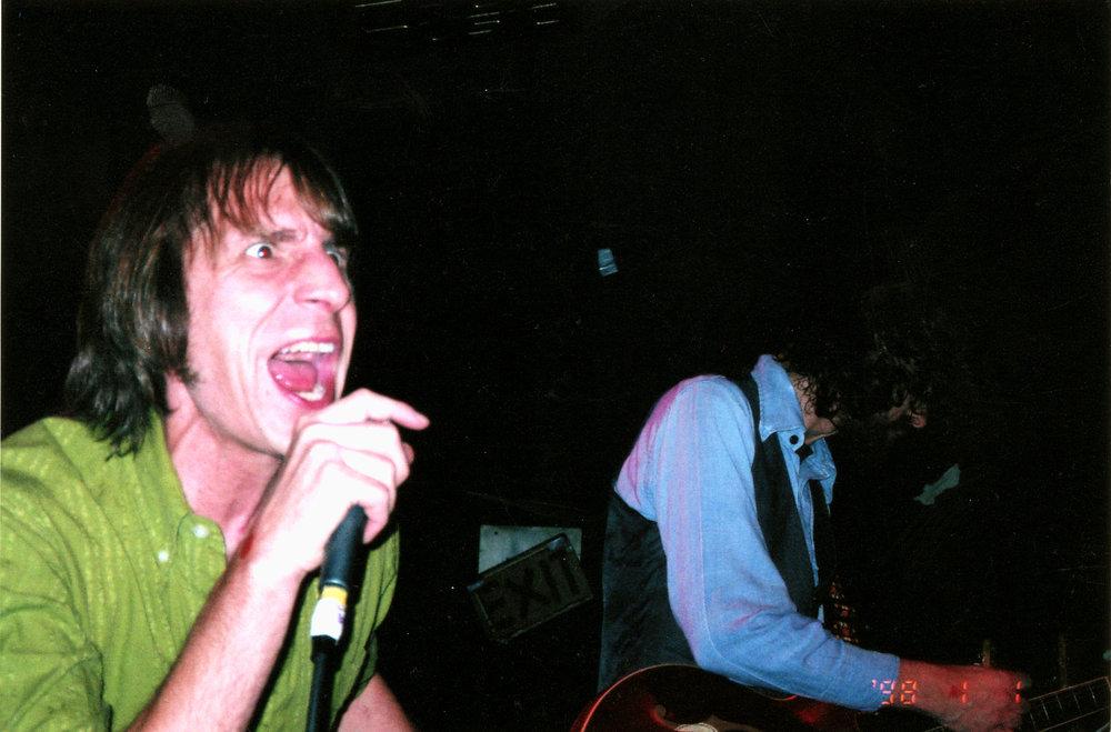 Mudhoney - December 1, 2006 - Portland, OR, USA