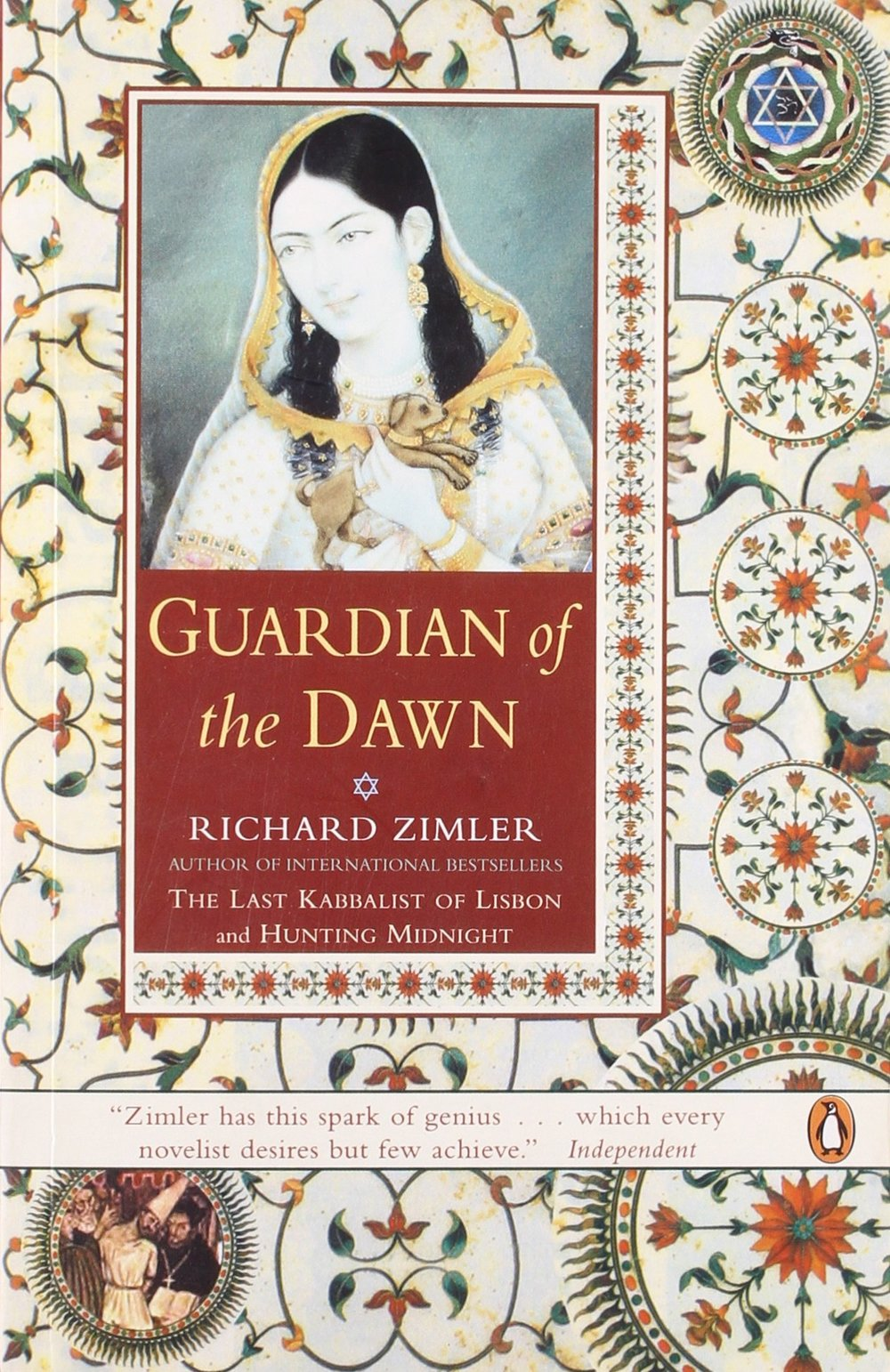 Cover: The Guardian of the Dawn