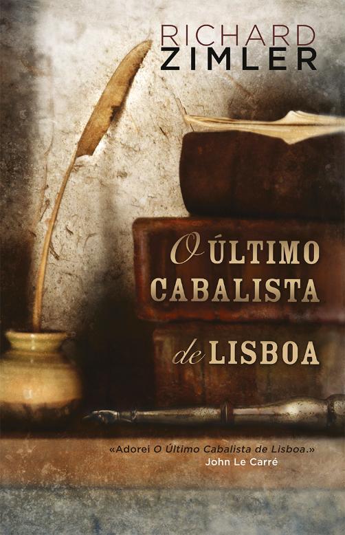 Cover: Ultimo Cabalista de Lisboa